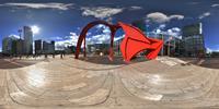 La Défense - L'araignée rouge de Calder